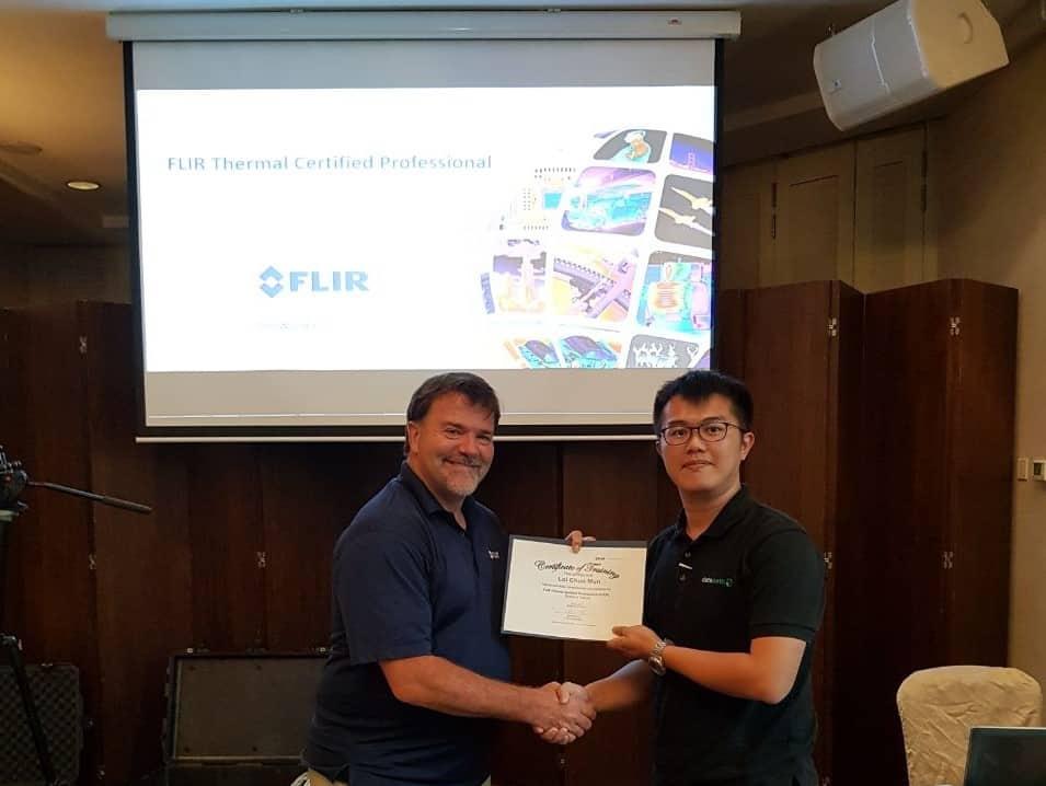 FLIR Certified Installer